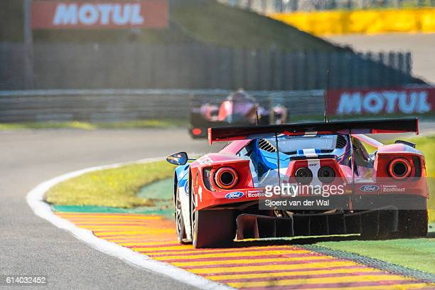 ford gt chip ganassi racing race car - ford gt ストックフォトと画像
