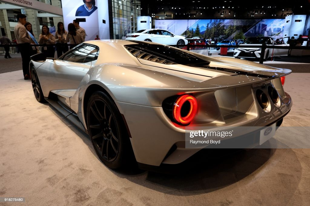 2018 Chicago Auto Show Media Preview - Day 1 : News Photo