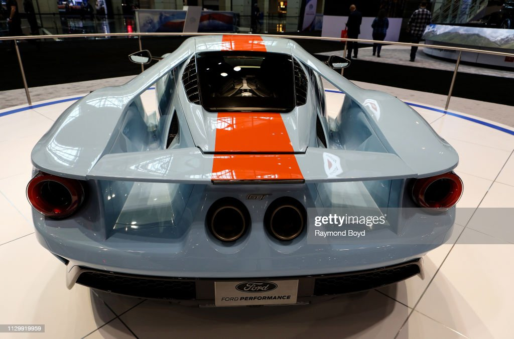 2019 Chicago Auto Show Media Preview - Day 1 : News Photo