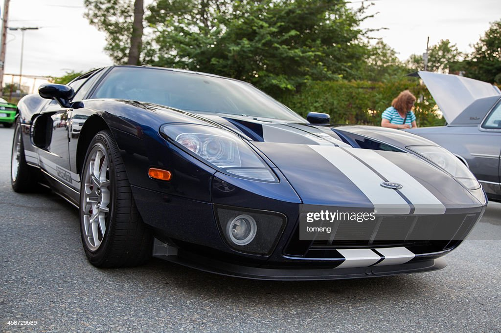 Ford GT : Stock Photo