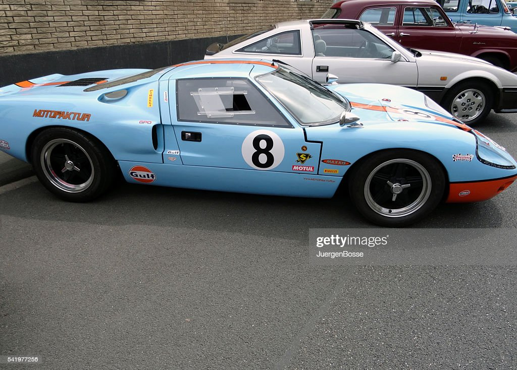 Ford GT Replica : Stock Photo