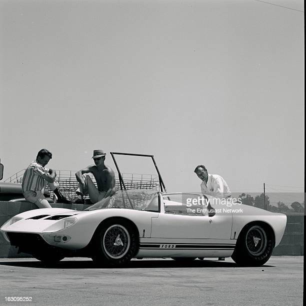 Ford GT Roadster Prototype Overview and track testing the GT Roadster prototype courtesy of Shelby American