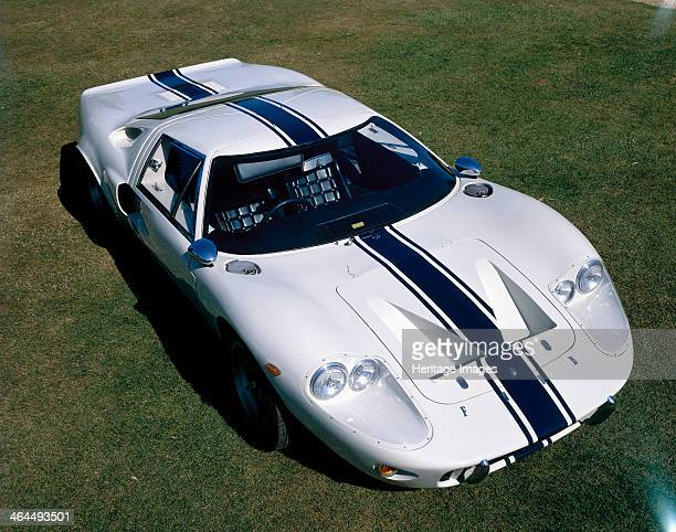 Ford GT40 c1966c1969 The GT40 was designed specifically to win the Le Mans 24 Hour Race The Mark II proved successful with 123 victories at Le Mans...