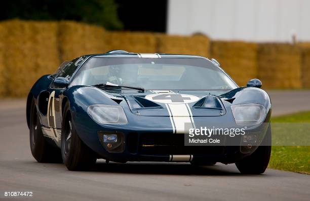 Ford GT40 during the Goodwood festival of Speed at Goodwood on June 30th 2017 in Chichester England