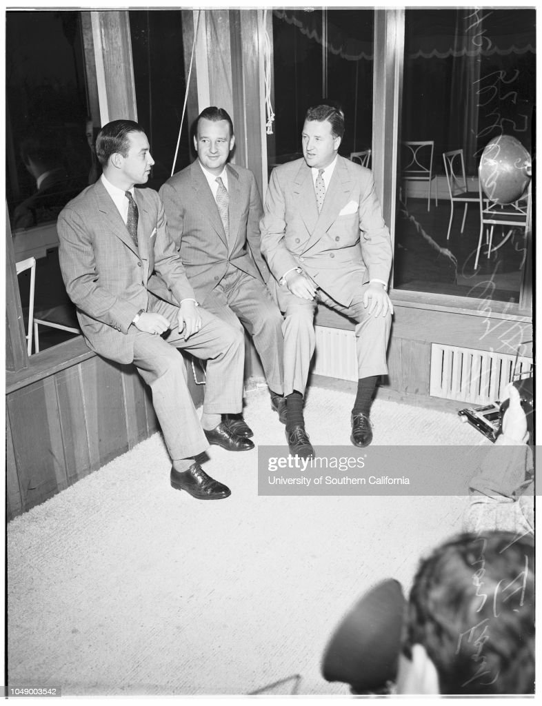 Ford interview , 01 February 1952  William Clay Ford