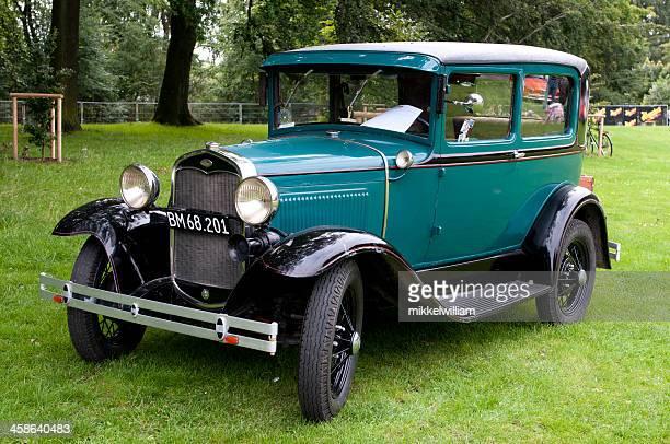 フォードモデル、トゥドールデラックス 1931 年から - 1931年 ストックフォトと画像