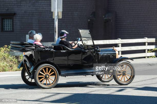 ford model t - model t ford stock pictures, royalty-free photos & images