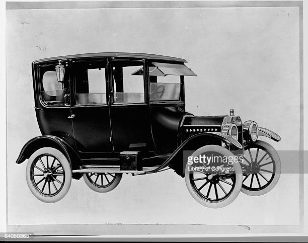 A Ford Model T pictured in 1915 the year the one millionth car rolled off the Ford assembly line The Model T revolutionized the auto industry with...