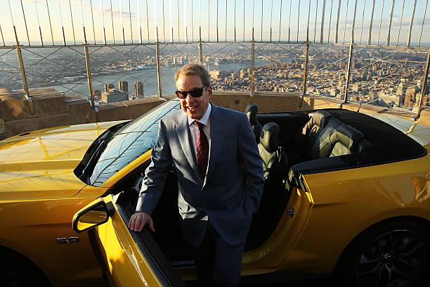 Ford Motor Co Chairman And Ceo William Clay Ford Jr