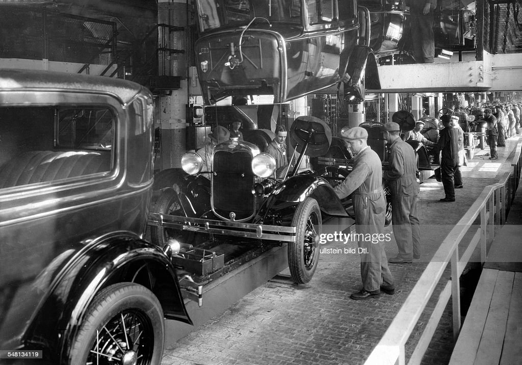 Assembly Line Jobs Ford Motor Company Impremedia Net