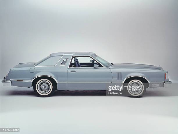 Ford Motor Co.'s Diamond Jubilee Thunderbird, 1978.