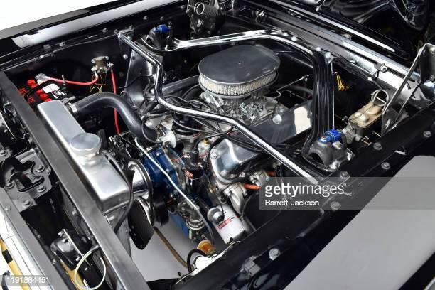Ford Mustang Fastback Hertz Recreation GT350
