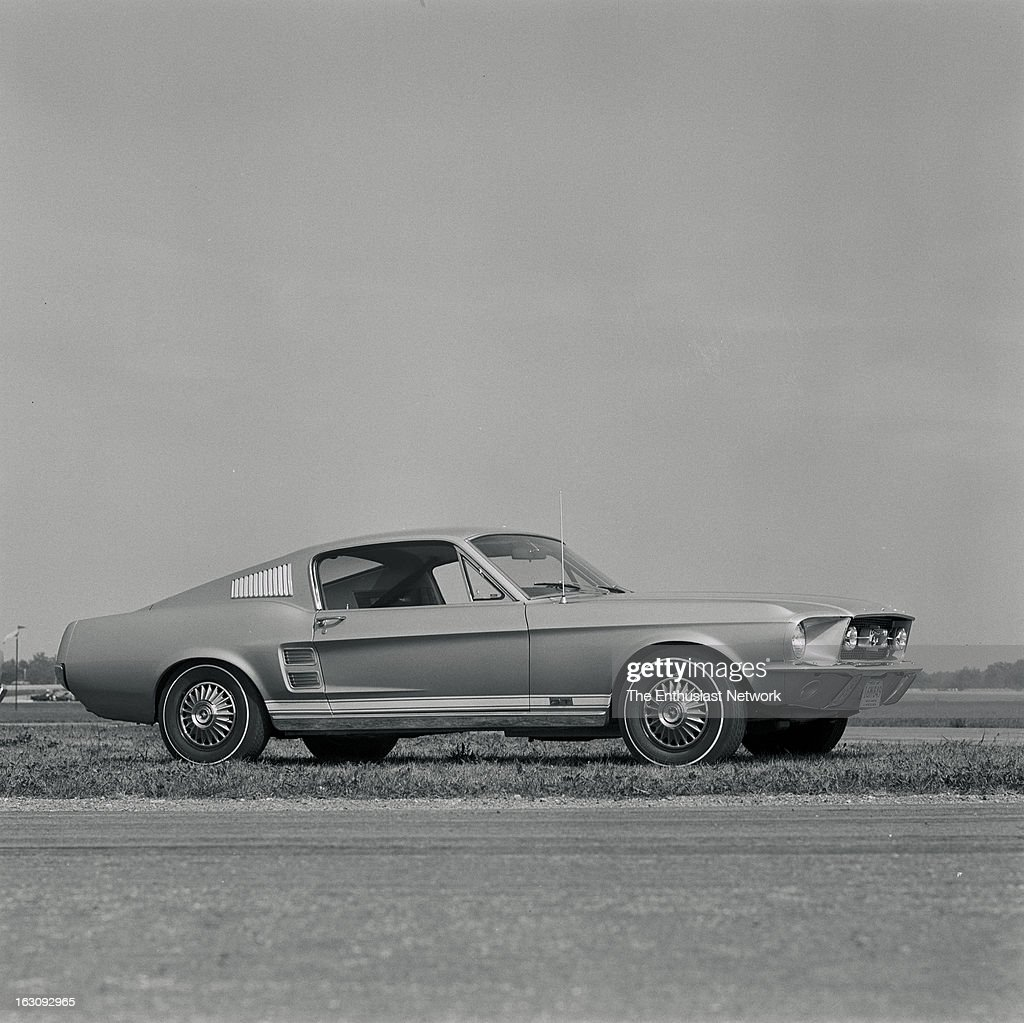 Ford Mustang GT Fastback There Are Over One Million First Edition Mustangs On The Road