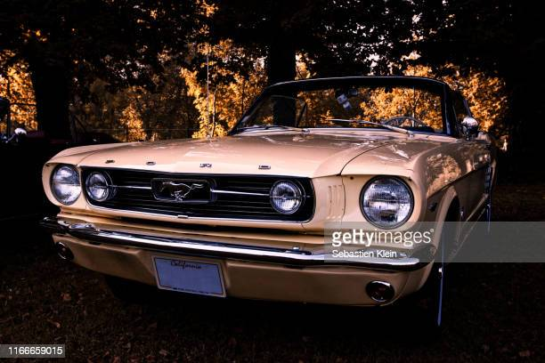 ford mustang - hauts de france stock photos and pictures