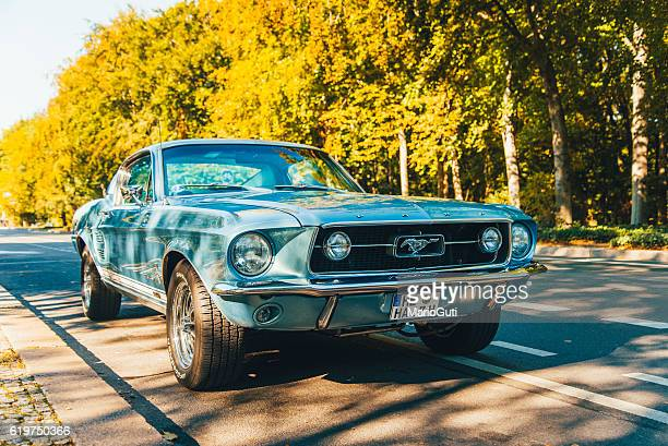 ford mustang - ford mustang stock photos and pictures