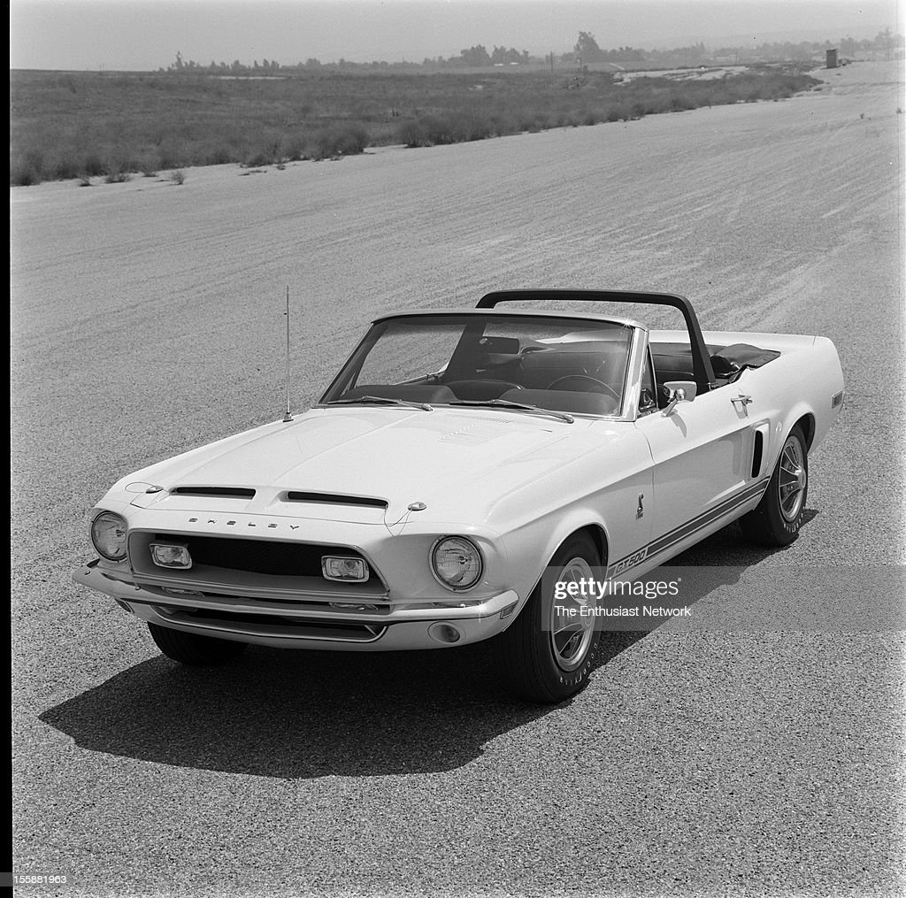 Marvelous Ford Mustang Shelby GT500 Convertible