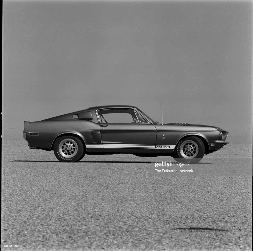 Ford Mustang Shelby Gt500 Fastback News Photo Getty Images 1969 1968