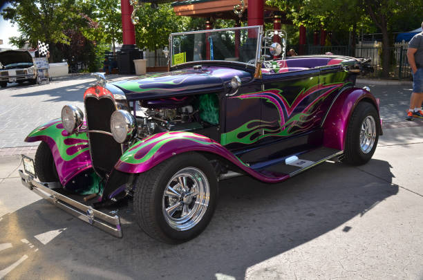 AUTO AUG Hot August Nights Pictures Getty Images - Hot august nights car show reno nevada