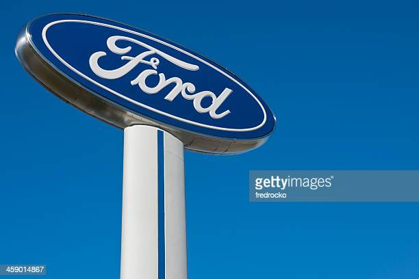 ford - ford motor company stock pictures, royalty-free photos & images