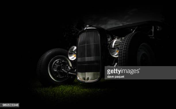 ford!!! - hot rod car stock photos and pictures
