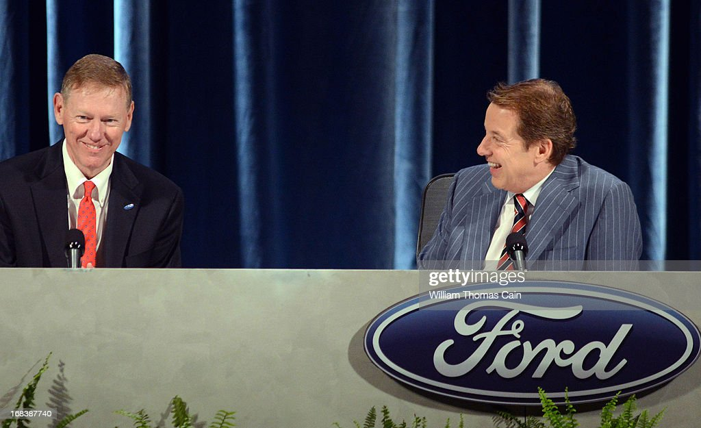 Ford Holds Their Annual Shareholders Meeting