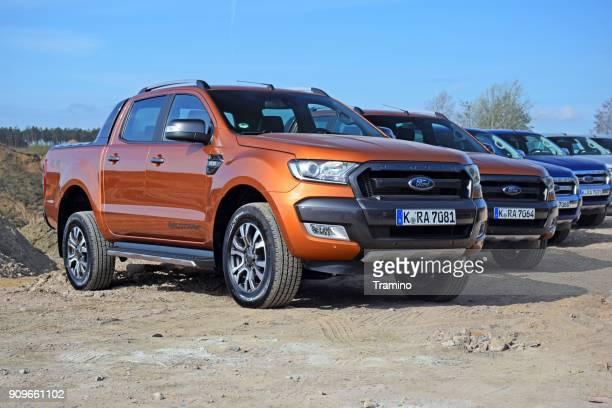 Ford Ranger vehicles