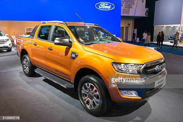 Ford Ranger Wildtrack pick up truck
