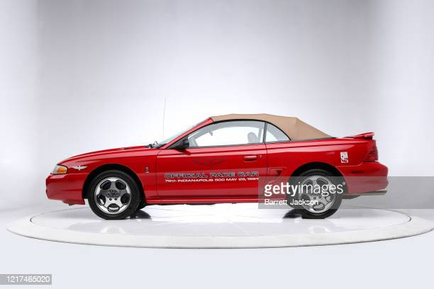 Ford Shelby Mustang SVT Cobra Pace Car.