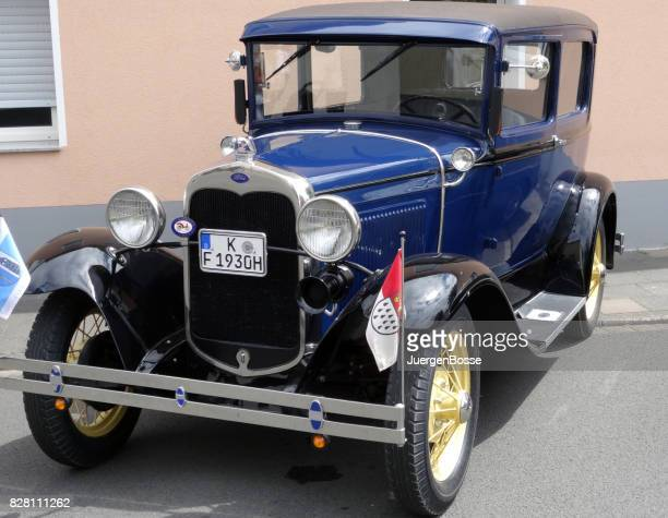 ford t - model - model t ford stock pictures, royalty-free photos & images