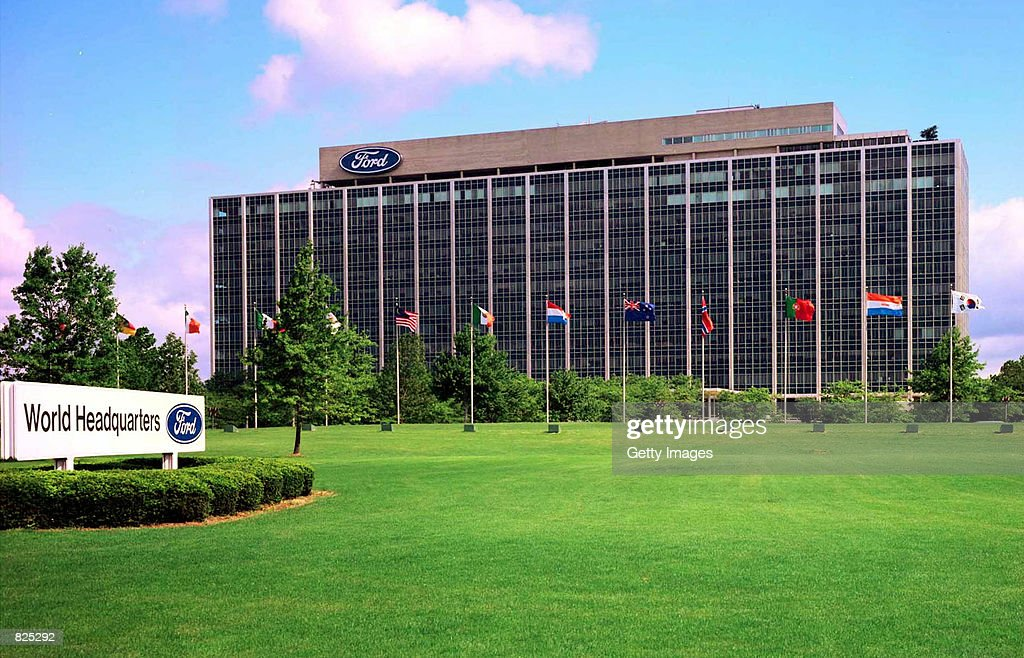 Ford Motor to Cut 8, 000 Jobs : News Photo