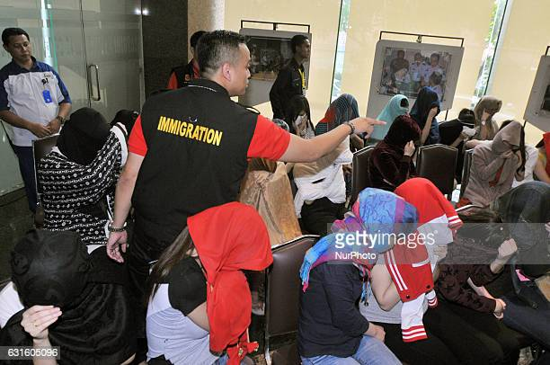 Foreign Nationals Immigration secured in Prostitute operation with expensive rates Jakarta Indonesia On January 13 2017 The Directorate General of...