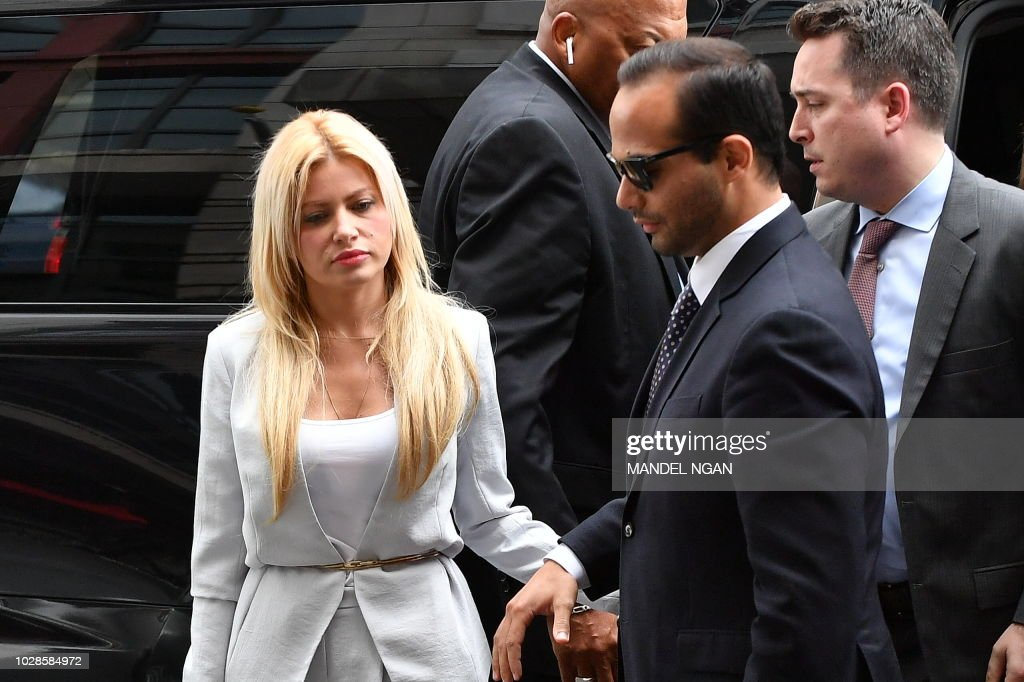 US-POLITICS-INVESTIGATION-PAPADOPOULOS : News Photo