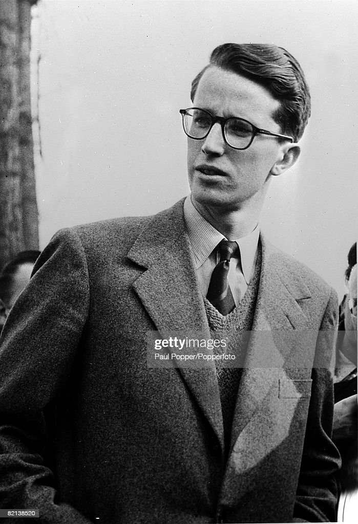 Foreign Royalty, Belgium, pic: 1953, King Baudouin of the Belgians, (1930-1993) portrait, King Baudouin reigned from 1951 and married Fabiola de Mora y Aragon a member of the Spanish nobility in 1960 : News Photo