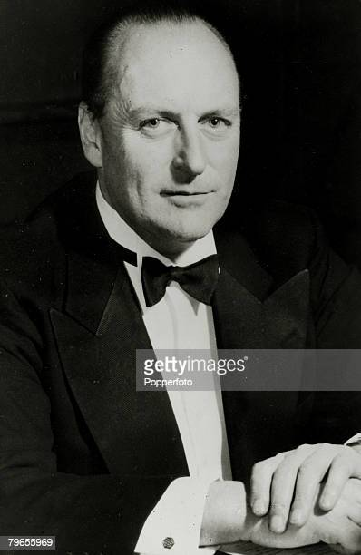 Circa 1957 King Olav Of Norway Portrait Succeeded His Father Haakon VII In