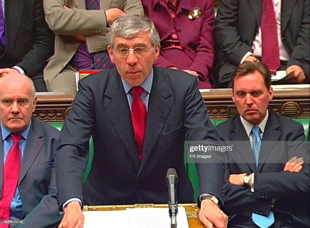 Image result for photos of jack straw of foreign secretary