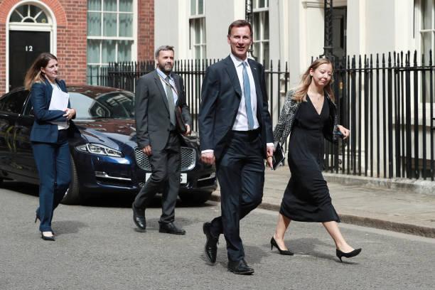 GBR: Theresa May Convenes Cabinet Over Persian Gulf Shipping Drama