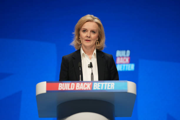 GBR: 2021 Conservative Party Conference - Day One