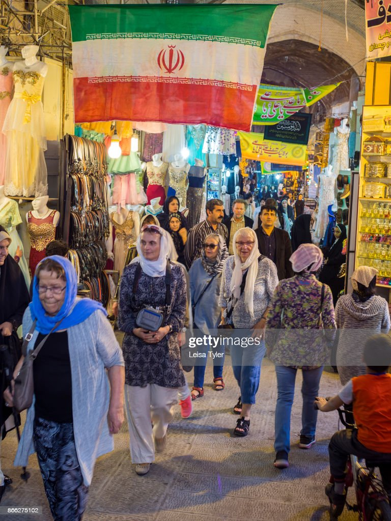 The largest bazaar in the Middle East 19