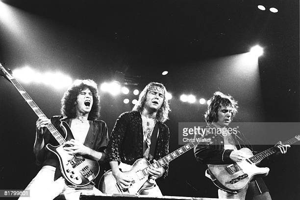 Foreigner 1978 with Mick Jones