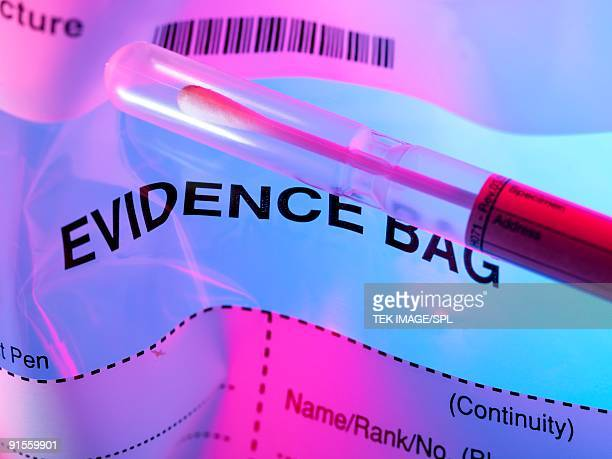 forensic evidence, close-up - forensic science stock pictures, royalty-free photos & images