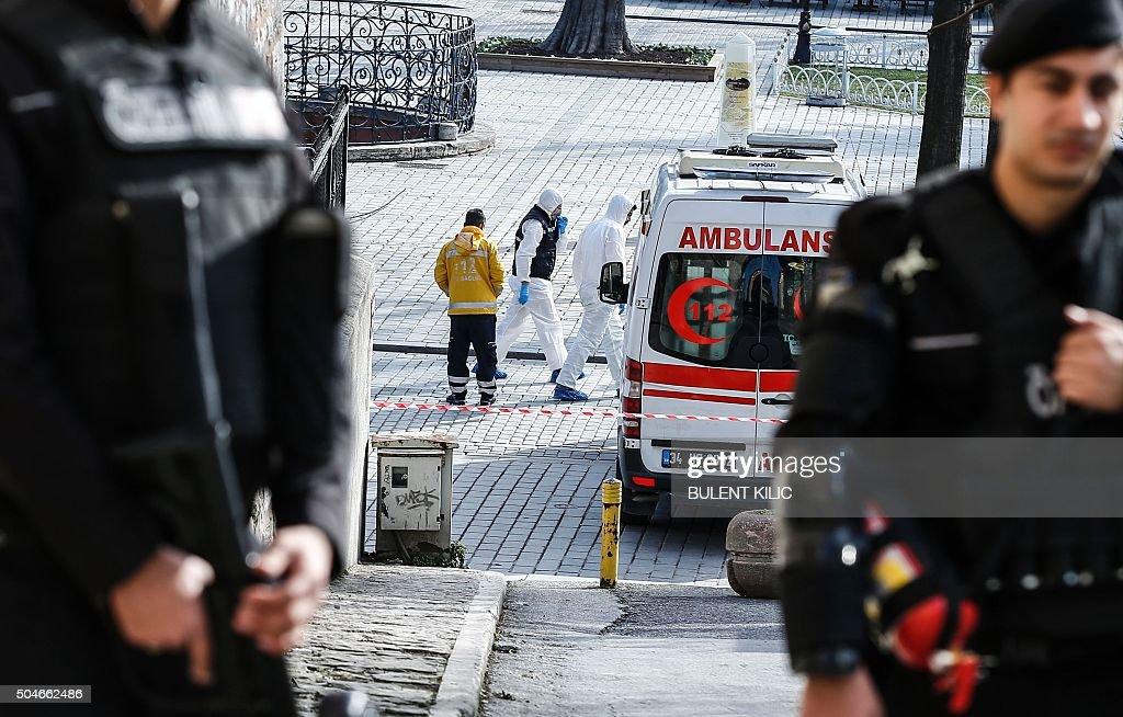 TURKEY-BLAST : News Photo