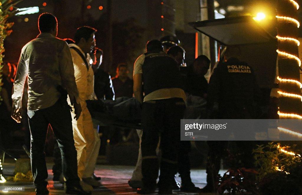 MEXICO-CRIME : News Photo