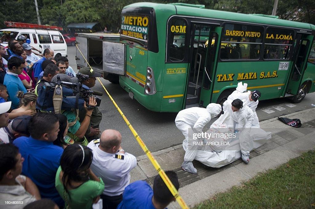 COLOMBIA CRIME VIOLENCE News Photo