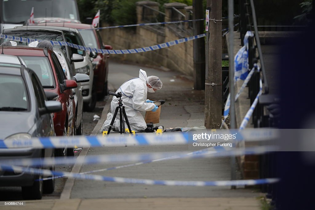 Labour MP Jo Cox Killed In Shooting : News Photo