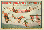 Forepaugh sells brothers circus poster advertises the world famous picture id640476431?s=170x170