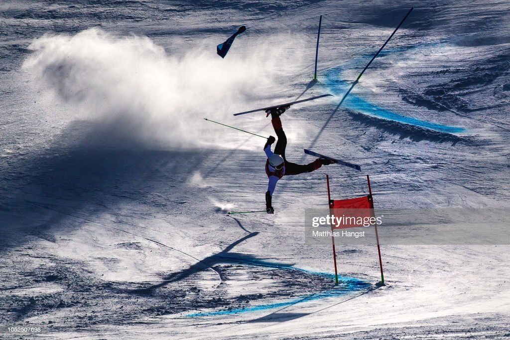 Alpine Skiing - Winter Olympics Day 9 : News Photo