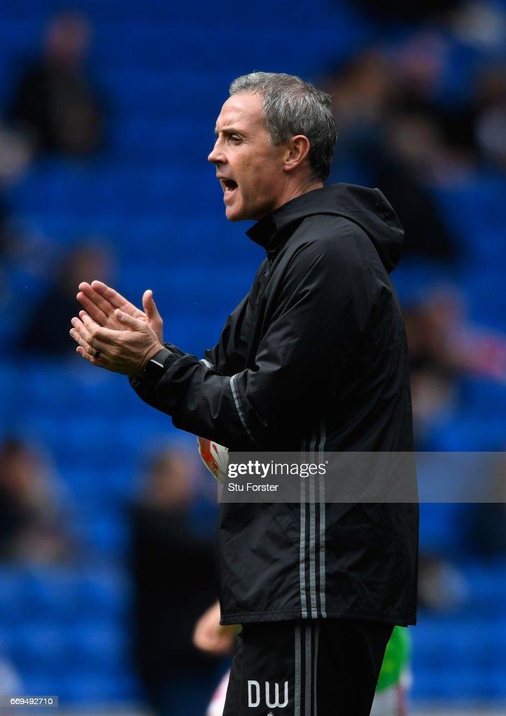 Cardiff City v Nottingham Forest - Sky Bet Championship