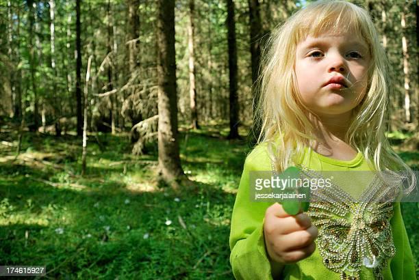 Forest Mädchen