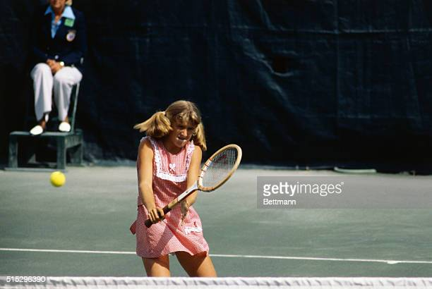 Tracy Austin 14yearold tennis whiz spent the Labor Day weekend advancing to the quarter finals of the US Open Her 63 75 victory over Romanian...