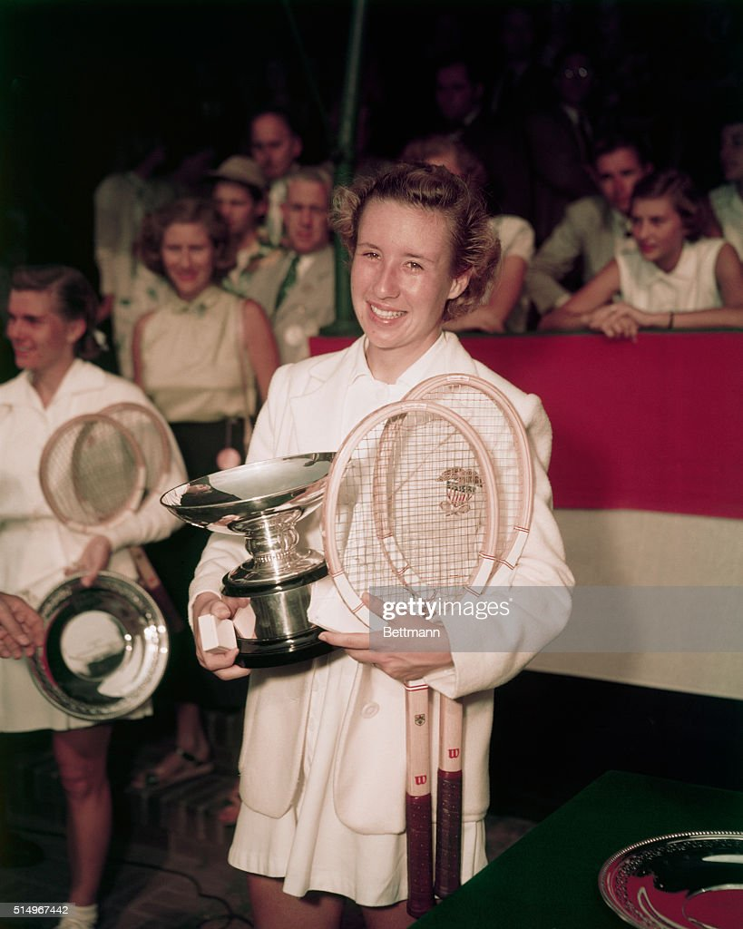 65 Years Since Maureen Connolly Won Tennis Grand Slam